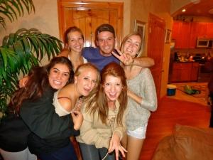 part of the Tahoe crew