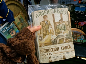 "a book on how to be the ""perfect"" Argentinian"