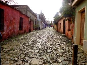 Portuguese streets