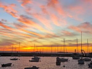 Uruguayan sunsets